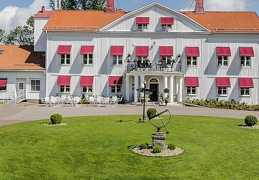 Dömle Herrgård Spa & Resort - ForshagaDeje GK